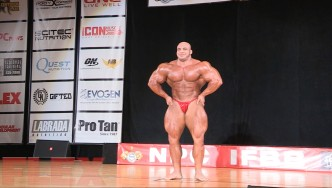 2016 IFBB Pittsburgh Pro Guest Posing: Big Ramy
