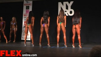 Bikini Highlights from the 2015 NY Pro