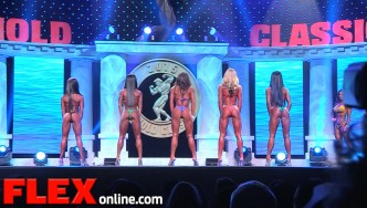 2015 Arnold Bikini International Highlights