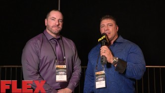 Bob Cicherillo and Chad Nicholls Wrap Up the 2017 Arnold Classic Wrap