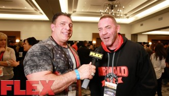 2017 Arnold Classic Preview with Bob Cicherillo and Tony Doherty