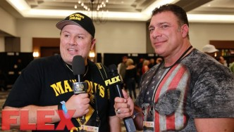 2017 Arnold Classic Preview with Bob Cicherillo and J.M. Manion