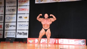 2016 IFBB Pittsburgh Pro Guest Posing: Branch Warren