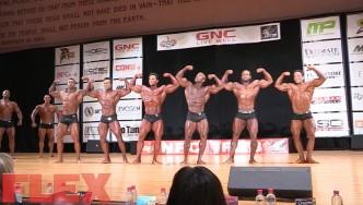 2016 IFBB Pittsburgh Pro Pre-Judging Highlights: Classic Physique