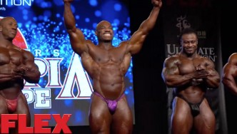 The Winners of the 2016 Olympia Europe