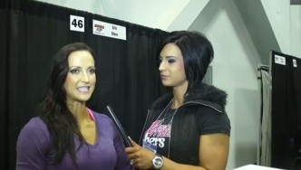 Erin Stern Interview at 2013 Arnold Classic