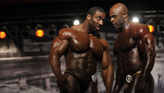 2013 FIBO Power Men Final Call-Outs