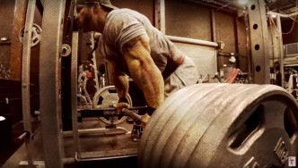 Flex Lewis Trains Back 6 Weeks From 2015 Olympia