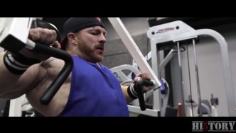 HI5TORY: Flex Lewis 2016 Olympia Documentary, Part 1