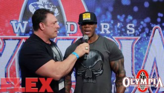 Flex Wheeler: The Comeback!