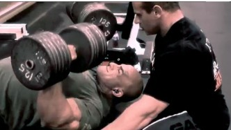 Fouad Abiad Chest Workout 8 Days From 2013 Toronto Pro