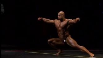 IFBB Pro Fouad Abiad Posing Routine Toronto Pro 2013
