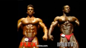 1986 Olympia Showdown Lee Haney Vs. Rich Gaspari