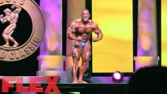2016 Arnold Classic 212 Posing Routine: Guy Cisternino