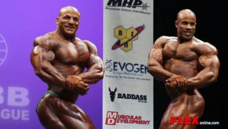 2013 NY Pro Posing Highlights and Final Comparisons
