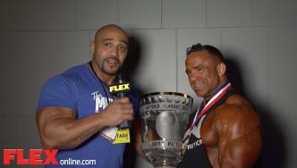 2015 Arnold Classic 212 Champ, Jose Raymond