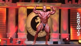 Josh Lenartowicz' 2016 Arnold Classic Posing Routine