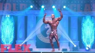 2017 Arnold Classic Routine: Juan Morel