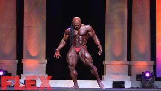 Kai Greene's 2016 Arnold Classic Posing Routine