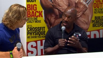 Q&A with 8X Mr. Olympia Lee Haney