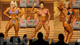 2016 IFBB Lenda Murray Pro - Women's Bodybuilding