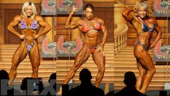 2016 IFBB Lenda Murray Pro - Women's Bodybuilding