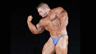 Flex Lewis Guest Posing 2013 Pittsburgh Pro
