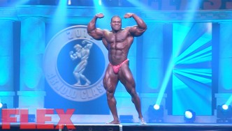 2017 Arnold Classic Routine: Lionel Beyeke