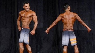 Mario Peraza Men Physique 35+ Overall Winner Interview