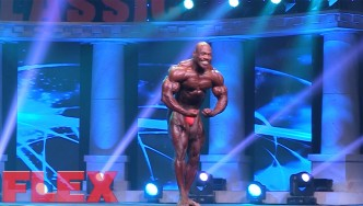 2017 Arnold Classic Routine: Maxx Charles