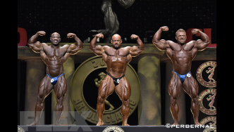 Pre-Judging Comparisons - 2015 Arnold Classic