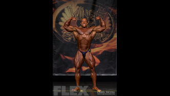 Kevin Jordan - 2015 Chicago Pro