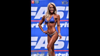 Tawna Eubanks - Bikini - 2015 IFBB Nordic Pro