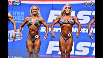 Fitness Comparisons - 2015 IFBB Nordic Pro