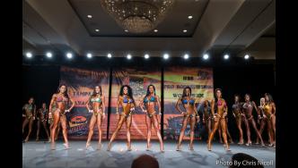 Bikini Comparisons - 2015 IFBB Tampa Pro