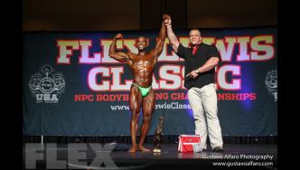 Men's Bodybuilding - 2015 NPC Flex Lewis Classic