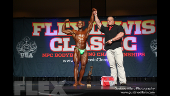 Men's Bodybuilding - 2015 NPC Flex Lewis Classic