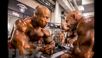 Through the Lens of Charles Lowthian: 2015 Olympia Part 1