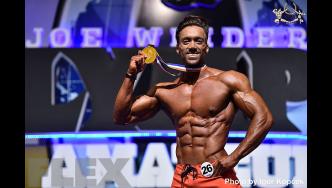 Men's Physique - 2015 Amateur Olympia Spain