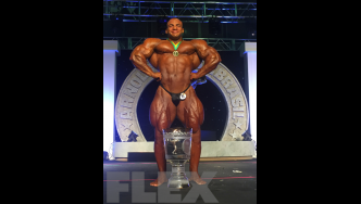 Around the 2015 Arnold Classic Brasil