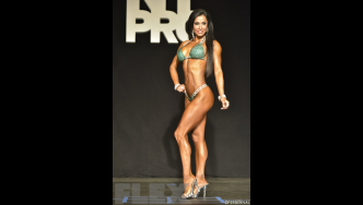 Stephanie Mahoe - 2015 New York Pro