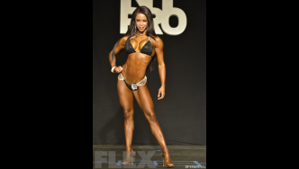 India Paulino - 2015 New York Pro