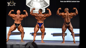Open Bodybuilding Finals Comparisons  - 2016 Levrone Pro Classic