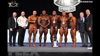 Open Bodybuilding Awards - 2016 Levrone Pro Classic