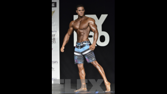 Logan Franklin - Men's Physique - 2016 IFBB New York Pro