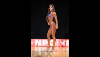 Angelica Teixeira - Bikini - 2016 Pittsburgh Pro