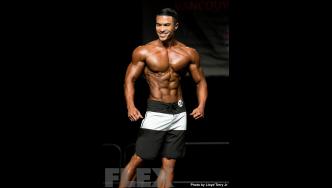 2016 IFBB Vancouver Pro: Men's Physique - Jared Goodrich