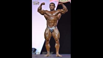Mahdi Ayari - Open Bodybuilding - 2016 Arnold Classic Europe