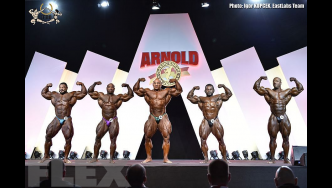 Open Bodybuilding Comparisons - 2016 Arnold Classic Europe