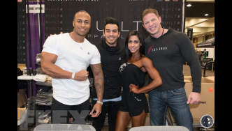 Around the Expo: 2017 IFBB Ferrigno Legacy Pro